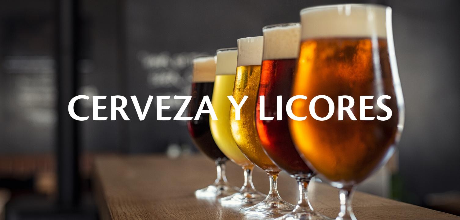 Cerveza y Licores a Domicilio