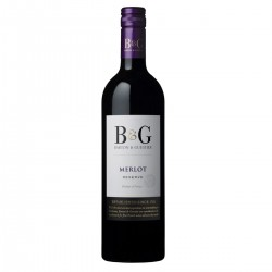B&G Merlot Vin De Pays