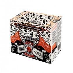 Carbón Zarza Kit Premium - 6 libras