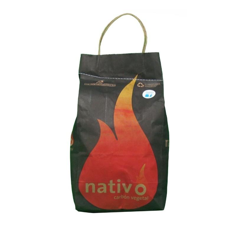 __Carbón Nativo - 3 libras