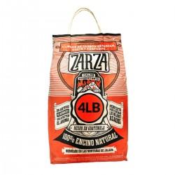 __Carbón Zarza Bolsa - 4 libras
