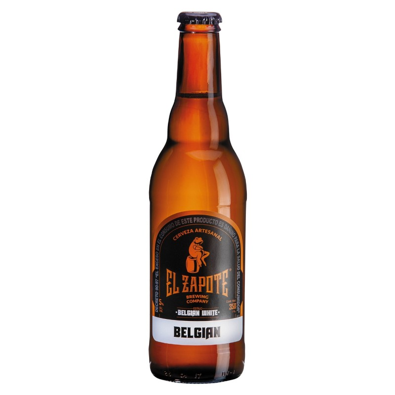 Cerveza Zapote Belgian