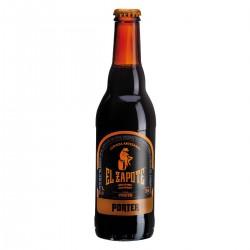 Cerveza Zapote Porter