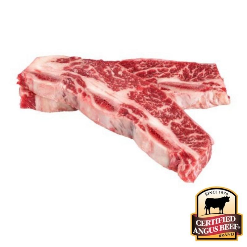 Asado de Tira / Costillar Certified Angus Beef - (12 a 14 libras)