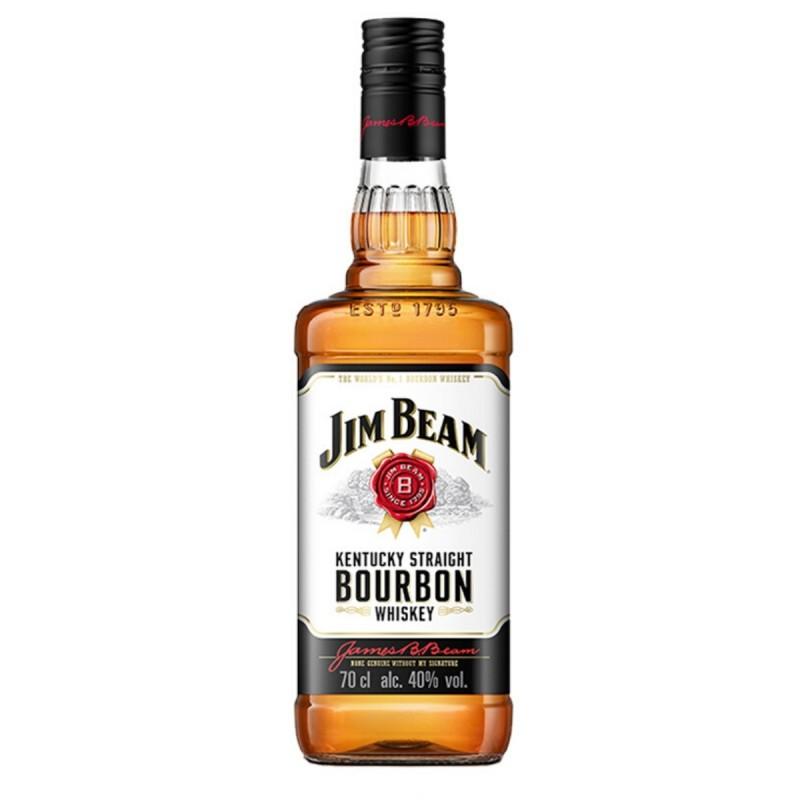 Whiskey Jim Beam White Original