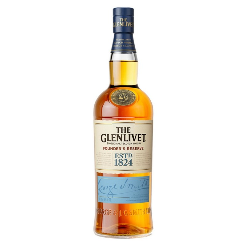 Whisky The Glenlivet Founders Reserve