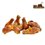 Smoked Chicken Wings Sweet & Sour