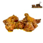 Smoked Chicken Wings Honey Mustard