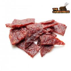 Smoked Beef Jerky BBQ