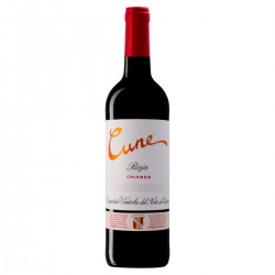 Cune Crianza - 1/4 Botella (187ml)