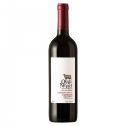 Oveja Negra Reserva Cabernet-Franc Carmenere - 1/4 Botella (187ml)